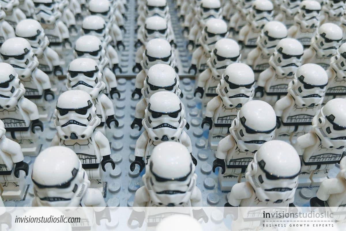 Get rid of clones social media followers